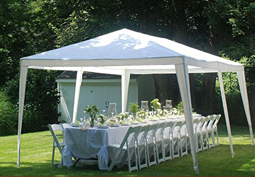 Price comparison product image Clevr 10'x20' 6 Removable Sidewalls 4 w / Windows Canopy Party Wedding Outdoor Tent Gazebo Pavilion Event