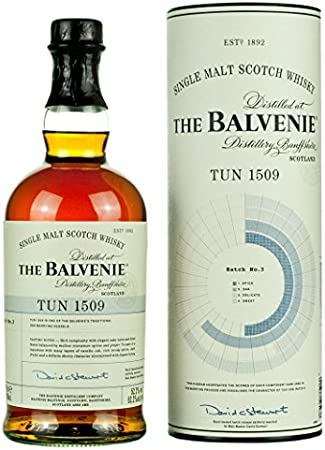 Balvenie Tun 1509 Batch 3 Speyside Single Malt Scotch Whisky 70 cl