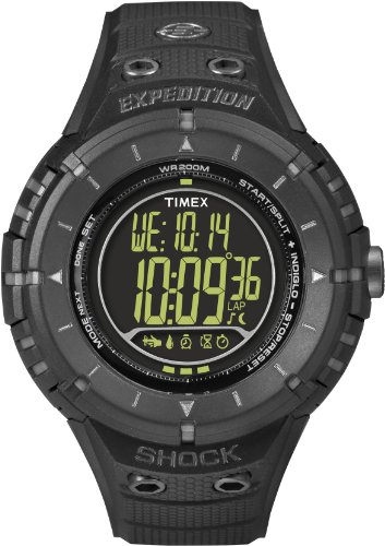 Timex T49928 Mens Expedition Digital Compass Watch -  T49928SU
