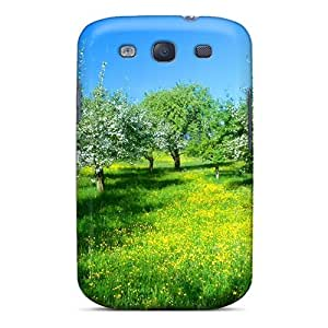New Premium Dana Lindsey Mendez Spring 2012 Skin Case Cover Excellent Fitted For Galaxy S3