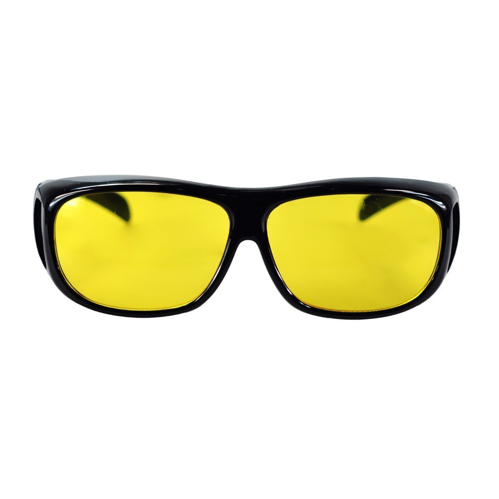Eyekepper Night Vision Wraparounds Wrap Around Glasses