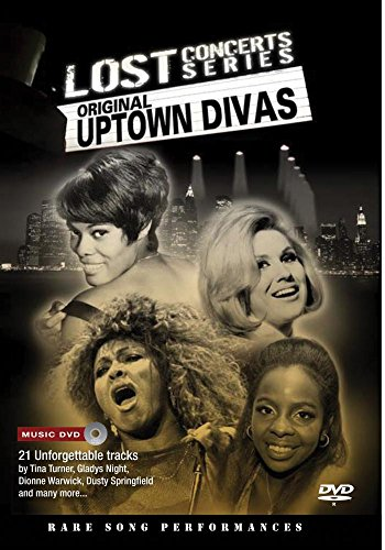 Up-Town Divas: Lost Concert Series (Series Uptown)