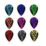 5 x Sets Harrows Rapide X Mixed Colour Dart Flights Pear