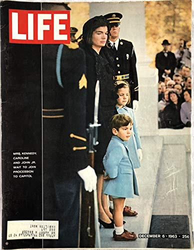 Life Magazine - December 6, 1963 - The Kennedy Funeral Issue