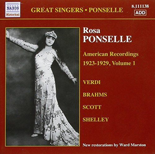 Great Singers-Rosa Ponsel