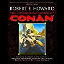 The Conquering Sword of Conan Audiobook by Robert E. Howard Narrated by Todd McLaren