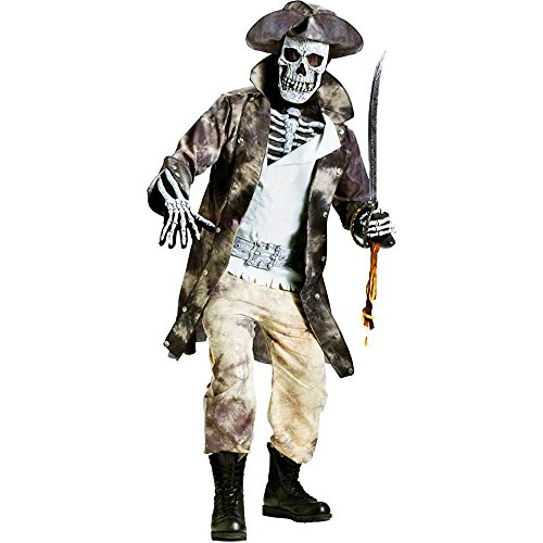 Fun World Pirate Skeleton Costume
