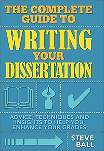 How To Write Your Dissertation Amazon