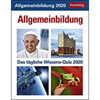 Allgemeinbildung 2020 12,5x16cm