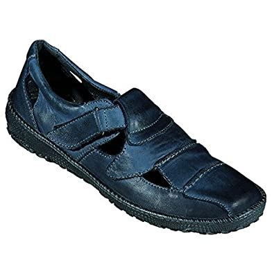 Miccos Shoes Damenschuhe sportlich Nappaleder, Lederfutter