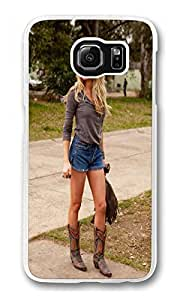 Drive Angry Amber Heard Custom Samsung S6 Case Cover Polycarbonate Transparent by runtopwellby Maris's Diary