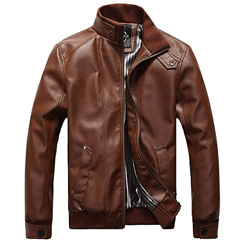 Best Leather Biker Jacket - 1