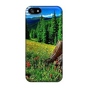 Cute Appearance Cover/tpu IcZpLky854mLfKz Dream Summer 2012 Landscape 36 Case For Iphone 5/5s by icecream design