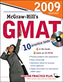 McGraw-Hill's GMAT with CD-ROM, 2009 Edition (McGraw-Hill's GMAT (W/CD))