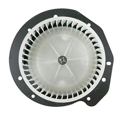 A/C Heater Blower Motor w/Fan Cage for Bronco F150 F250 F350 F450 Pickup Truck ()