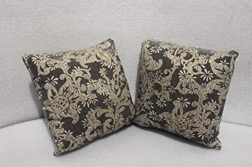 La-Z-Boy Protea Gunmetal Accent Toss Throw Decorative Pillow RV Camper Couch Bed