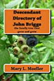 Descendant Directory of John Briggs, Mary Moeller, 1478229632