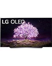 "$4996 » LG OLED C1 Series 83"" Alexa Built-in 4k Smart TV (3840 x 2160), 120Hz Refresh Rate, AI-Powered 4K, Dolby Cinema, WiSA Ready, Gaming Mode (OLED83C1PUB, 2021)"