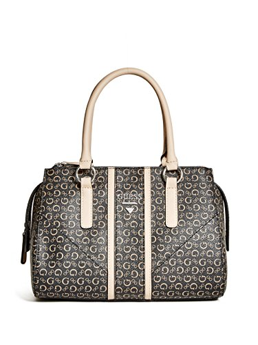 GUESS Factory Women's Nichols Logo Box Satchel