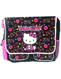 Messenger Bag - Hello Kitty - Musical Black V2