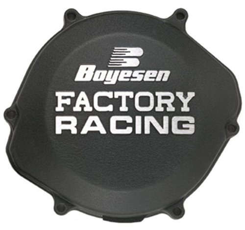 Boyesen CC-21AB Black 'Factory Racing' Clutch Cover