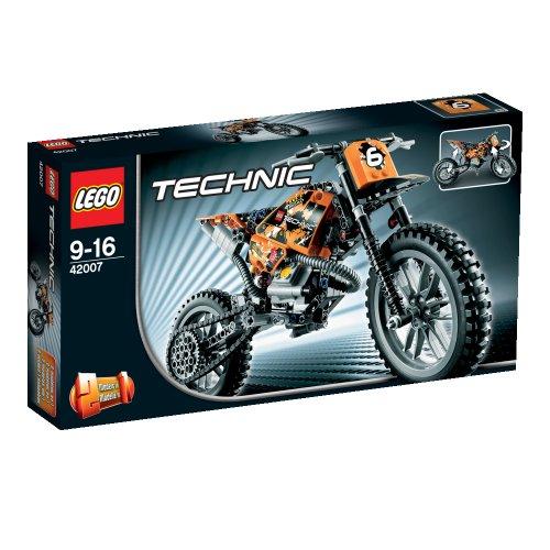 LEGO-Technic-Moto-de-Motocross-juegos-de-construccin-LEGO-42007