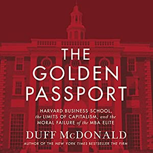 The Golden Passport Audiobook