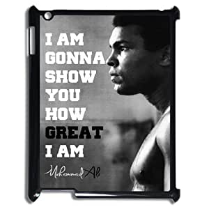 Ipad 2,3,4 2D DIY Hard Back Durable Phone Case with Ali Image