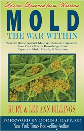 Book MOLD: The War Within by Kurt and Lee Ann Billings (2010)