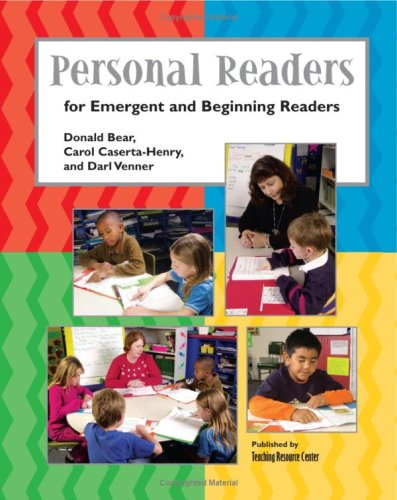 Personal Readers: For Emergent And Beginning Readers pdf