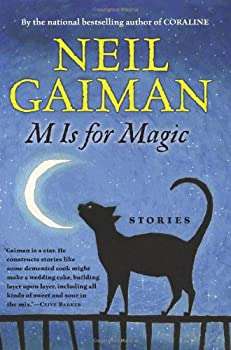 M Is for Magic 0061186473 Book Cover