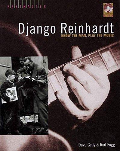 Django Reinhardt - Know the Man, Play the Music  Book/CD (Hardcover) (Django Reinhardt Music Book)