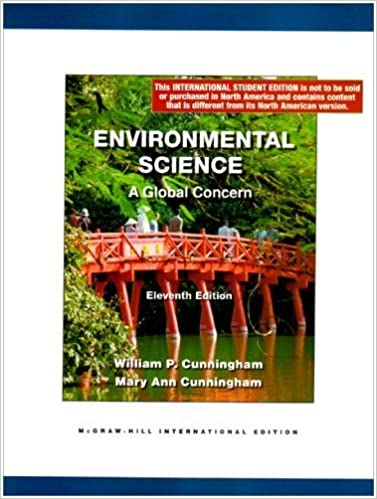 Book Environmental Science: A Global Concern by William P. Cunningham (2009-10-01)