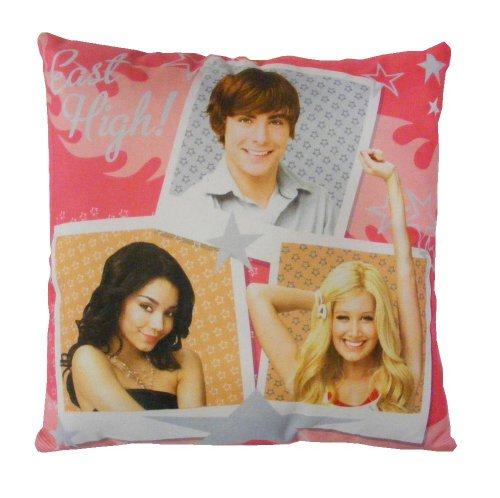 [Hight School Musical Hsm Printed Cushion] (Hsm Costumes)