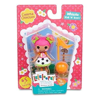 Lalaloopsy Minis Doll- Whistle Kick 'N' Score: Toys & Games