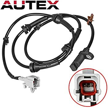 4 ABS Speed Sensor Front-Rear Left /& Right For Rogue 08-13 11-12 X-Trail 08
