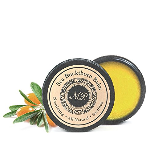 Monica Potter Home - Sea Buckthorn Balm (2 oz.) (Seabuckthorn Best Skin Ever)