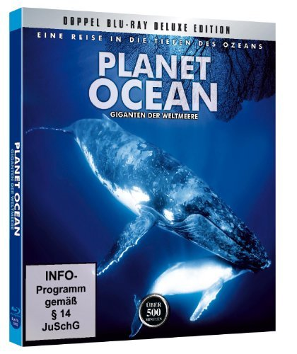 Planet Ocean - Giants of the Seas (Double Blu-ray Disc Deluxe Edition) - German Release (Language: German + English) by HMH Hamburger Medien Haus
