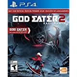 God Eater 2: Rage Burst Day One Edition - PlayStation 4