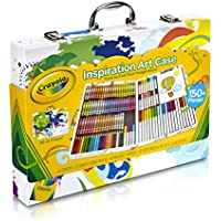 Crayola Inspiration Art Case: 140 Pieces, Art Set, Gifts...
