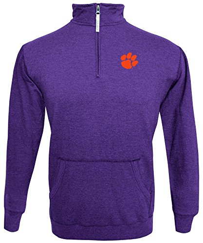 1/4 Zip Fleece Top - 8