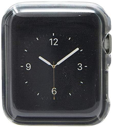 Capa Case Apple Watch 42mm Defense 360 X-doria Clear Full com Pelicula 3d Tela Inteira Premium