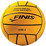 Finis Womens Water Polo Ball, Yellow