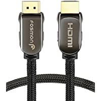 Fosmon 6-Feet Nylon Braided HDMI Cable