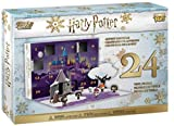 LIMITED EDITION GAME STOP Funko POCKET PoP! HARRY POTTER HOLIDAY ADVENT CALENDAR with 24 VINYL Figures