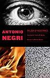Trilogy of Resistance, Antonio Negri, 0816672938