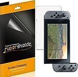 [3-Pack] Supershieldz for Nintendo Switch Screen Protector, Anti-Glare & Anti-Fingerprint (Matte) Shield + Lifetime Replacements Warranty- Retail Packaging