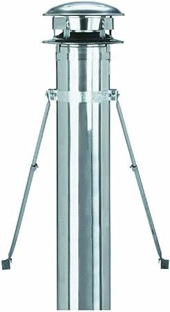 STEEL GALLOWS BRACKETS Chimney Supports x 2 NEXT DAY DISPATCH 375 x 370 mm