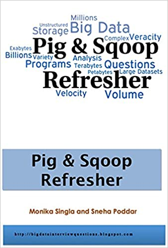 Pig & Sqoop Refresher