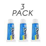 Desitin Diaper Rash Cream Rapid Relief, 4 Ounce, Pack of 3